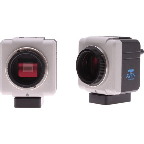 Aven 26100-243 Mighty Cam USB 5M CMOS Camera with ezMeasure Measurement Software