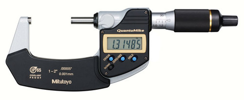 Mitutoyo QuantuMike Outside Micrometers -293-188