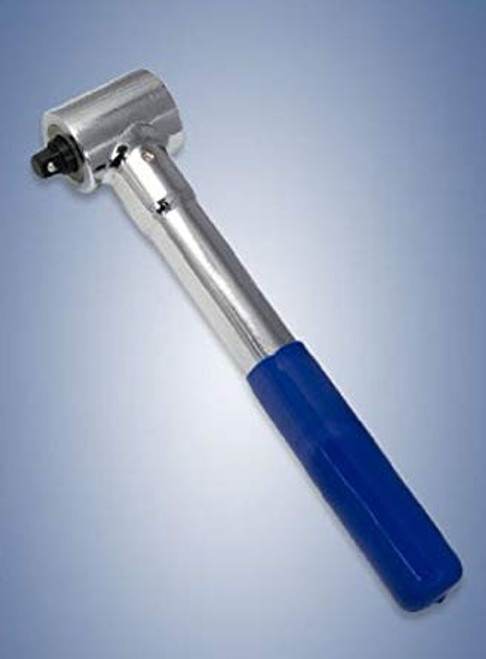"Mountz 020254 TSN25D Cam-Over Wrench Left Hand (1/4"" Sq Dr.)"