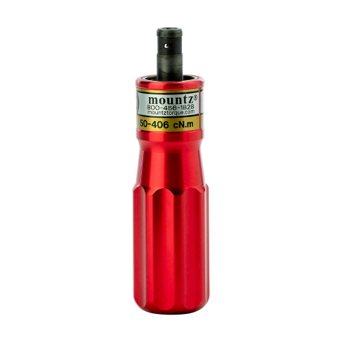 Mountz 020480 IFR STD Red F/H (8 ozf.in-36 lbf.in)
