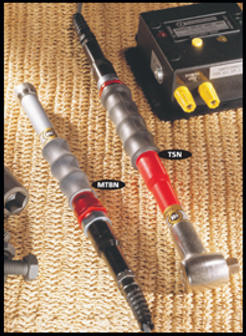 Mountz 020546 MTBN25-SW Electric Signal Wrench (9x12mm End)