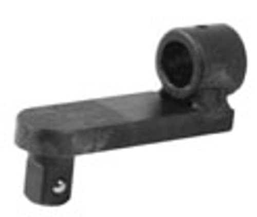 Mountz 023001 1/4 Fixed Sq Dr (8mm Spigot)