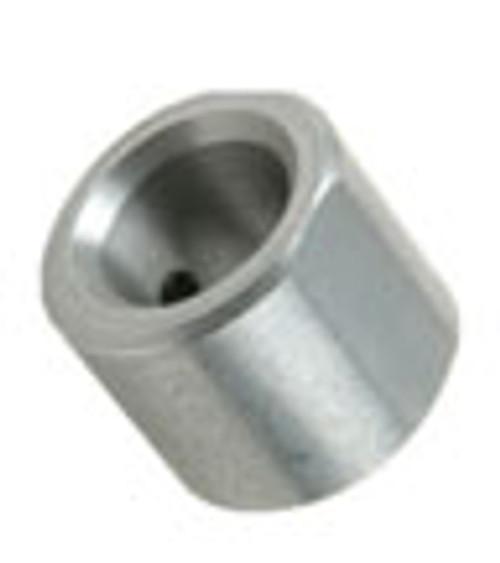 Mountz 023002 Blank End Fitting (8mm Spigot)