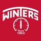 "Winters. 4"" SCHAEFFER GAUGE, 0/300 PSI/KPA, 1/2"" BTM CONN, TANT  PSG43005T"