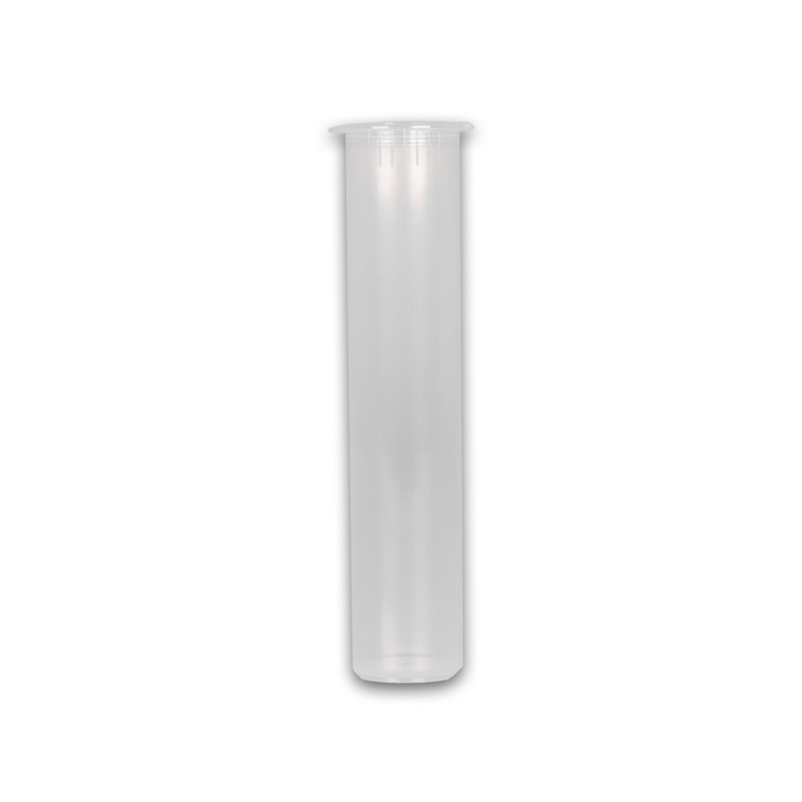 90mm Joint Tubes - Clear - Child Resistant [1000 tubes per case]