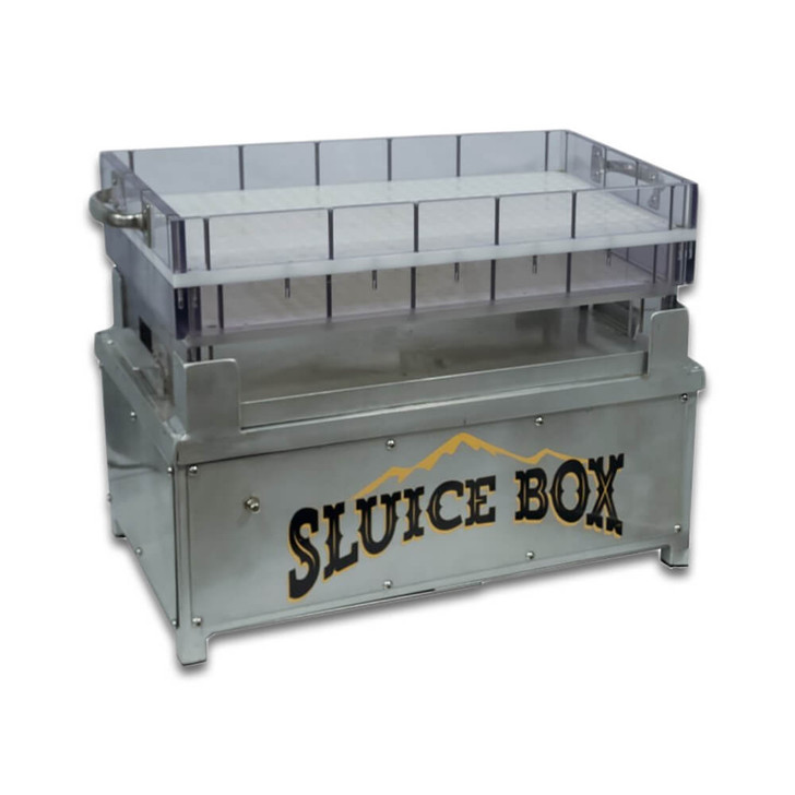 Sluice Box MJ Pre-Roll Machine