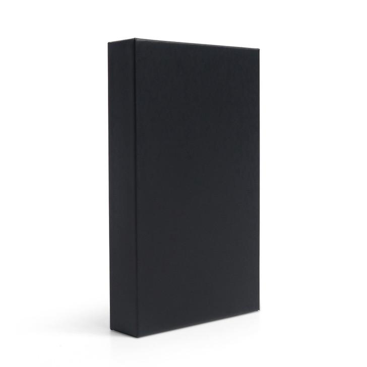 Unbranded Black Push Packs - Insert for 5 Pre-Rolls - 98mm  (Box of 200)