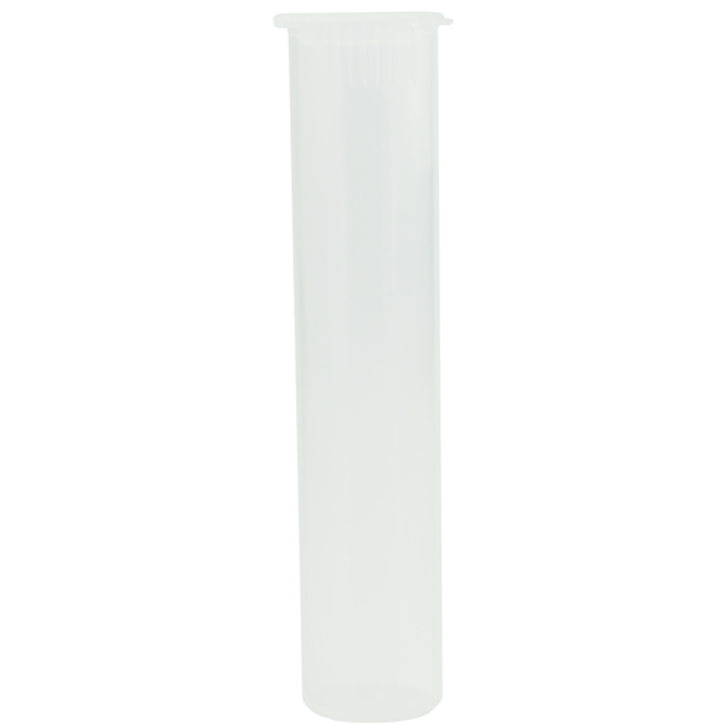 98mm Pre-Roll Tubes - Clear - Child Resistant [700 tubes per case]