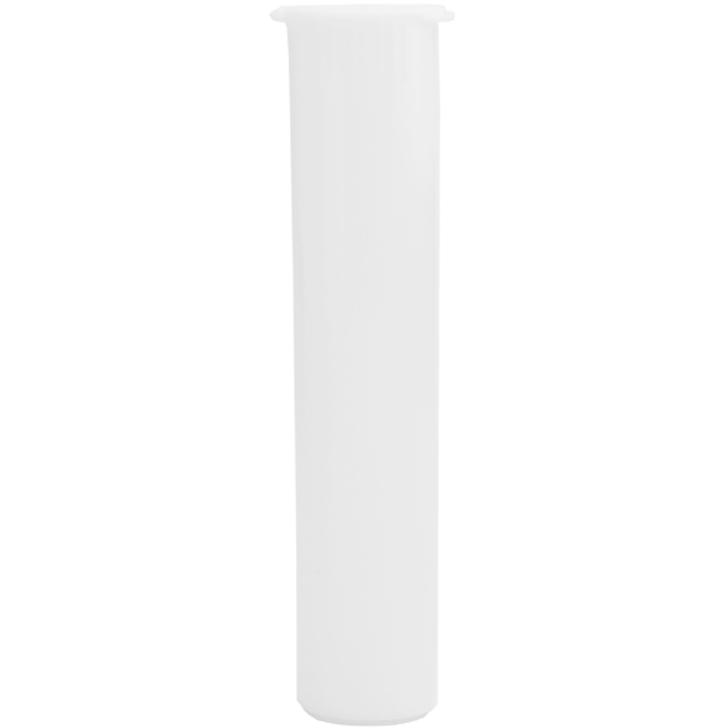 98mm Pre-Roll Tubes - White - Child Resistant [700 tubes per case]