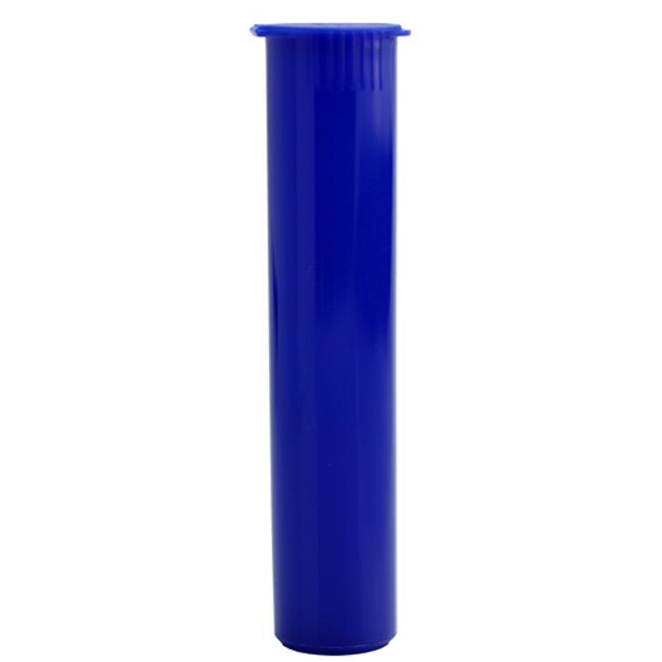 98mm Pre-Roll Tubes - Blue - Child Resistant [700 tubes per case]