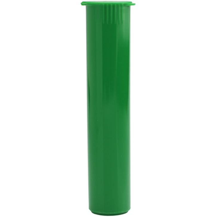 98mm Pre-Roll Tubes - Green - Child Resistant [700 tubes per case]