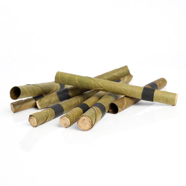 pre rolled plam leaf blunt tubes