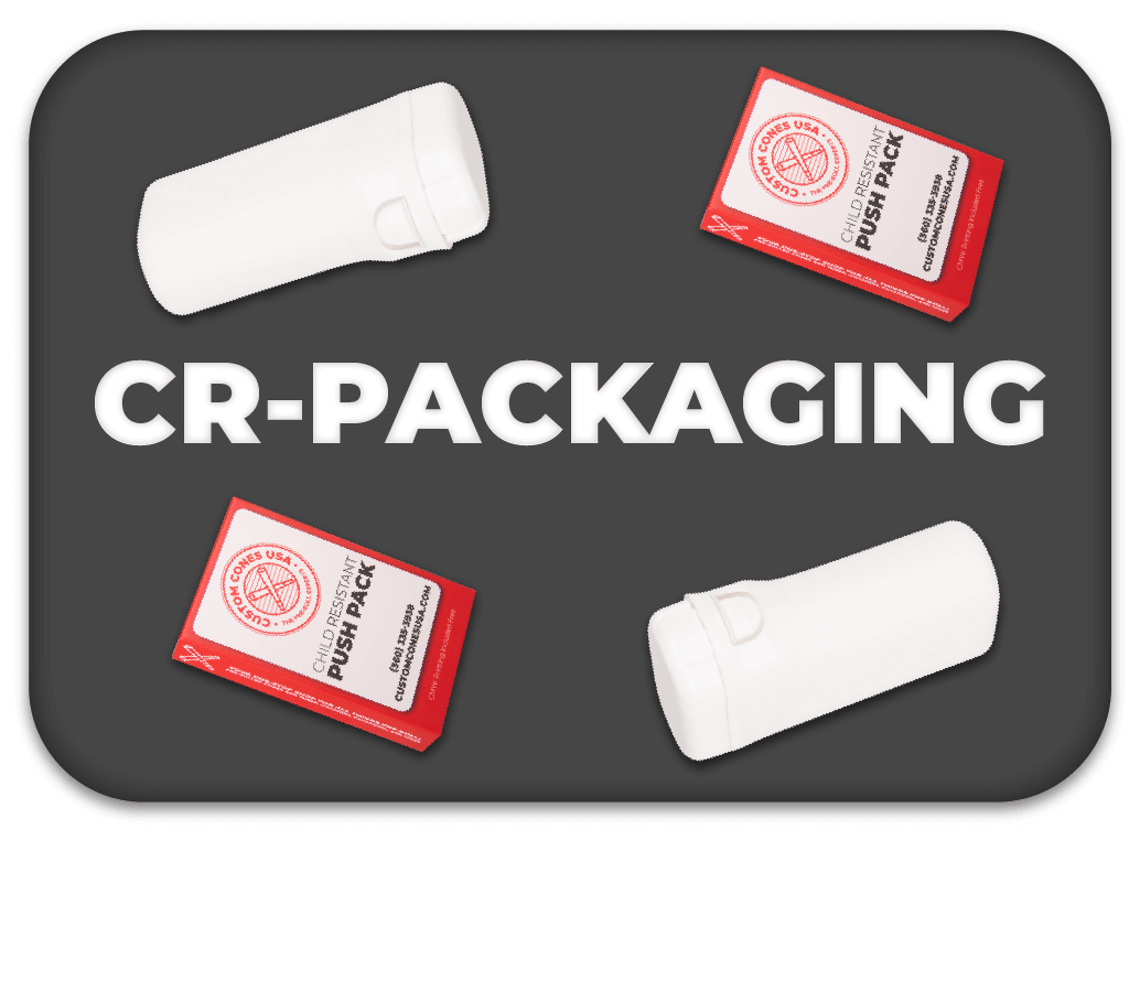 CR Packaging Button