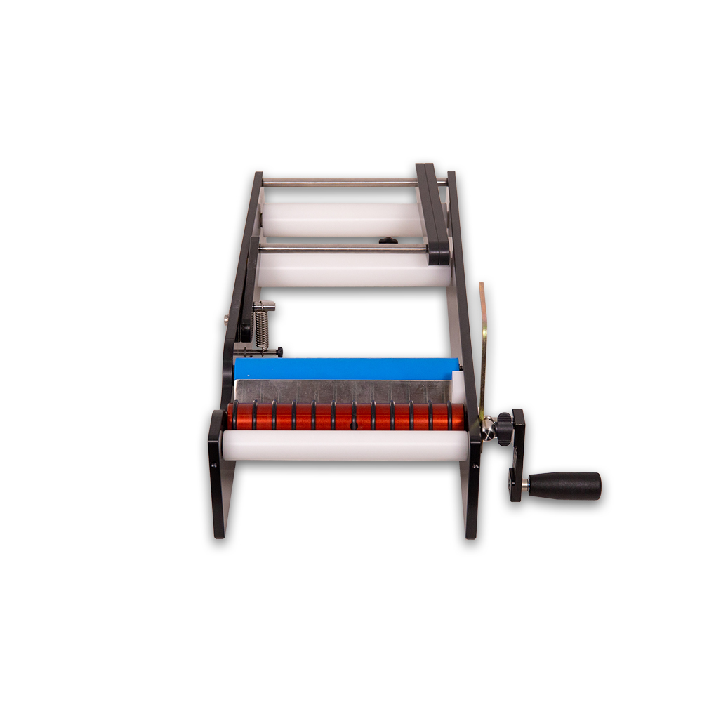 pop top tube labeling machine