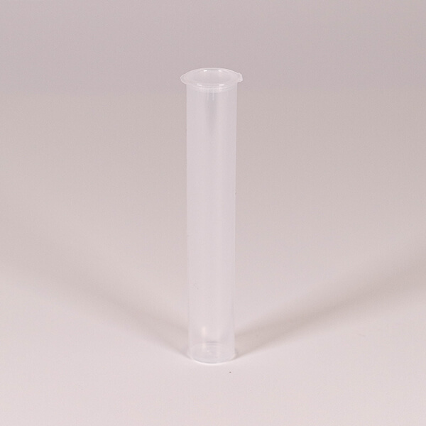 116mm clear joint tube standing
