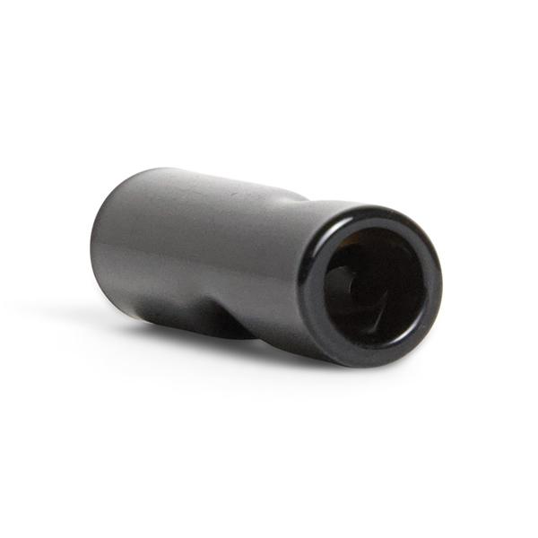 black glass tips
