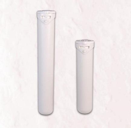recycled ocean plastic tubes