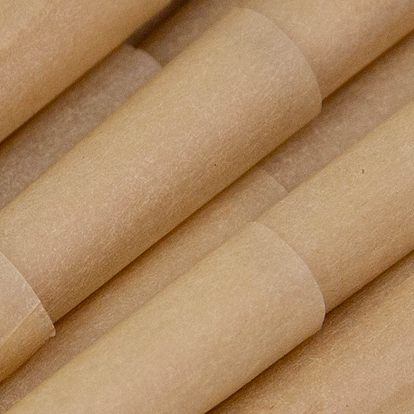 unrefined brown ultra fine French rolling paper cones