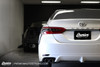Rear Bumper Reflector Overlays (2018+  Toyota Camry)
