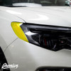 Headlight Amber Delete V2 Smoke Tint Overlay   Honda Pilot 2016-2018