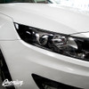 Headlight Amber Delete V2 - Gloss Black   Kia Optima 2010-2015