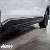 Lower Door Trim Chrome Delete - Satin Black Vinyl | 2019 Subaru Ascent