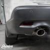 Rear Bumper Reflector Overlay - Smoke Tint | 2019 Subaru Ascent