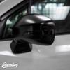 Mirror Light Indicator Overlay (FACE ONLY) - Smoke Tint | 2019 Subaru Ascent