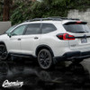 Window Trim Chrome Delete Kit - Satin Black Vinyl | Subaru Ascent 2019