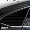 American Flag Quarter Window Decal Set | 2018–2019 Honda Accord