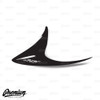 Special Ops Custom Honeycomb Cut-out - Tail Light Deck Vinyl Overlay - Gloss Black | 2012-2016 Subaru BRZ