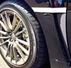Fender Accent Overlay Gloss Black / Satin Black / Carbon Fiber | 2011-2014 Subaru WRX / STI