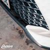 Front Bumper Center Black Out Vinyl Overlay - Gloss Black   2019-2020  Hyundai Veloster