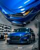 Headlight Eyelid Accent Overlay - Gloss Black | 2020 Hyundai Elantra GT N-Line Hatchback