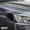 Headlight Amber Delete Overlay - Gloss Black | 2020 Subaru Outback