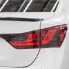 TAIL LIGHT TINT Overlay - SMOKE TINT   2013-2015 Lexus GS350/GS450h