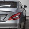 Turn Signal Tint Overlay - SMOKE TINT | 2016 Mercedes CLS 63S