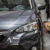 High Beam Overlay - Amber | 2018-2021 Subaru Crosstrek (Halogen Headlights)