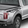 Ford Raptor Bedside Vinyl Graphics | 2017-2020 Ford Raptor