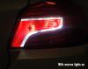 Red Tail Light Overlay w/ Custom Reverse Cutout (2015-2019 WRX / STI)