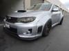 Smoked Headlight Tint Overlay   2008-2014 Subaru WRX / STI