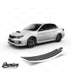 Window Trim Chrome Delete Black Out Kit | 2008-2014 Subaru Impreza WRX / STI Sedan