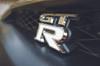 Gloss White  Nissan GTR Emblem Overlay