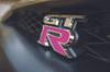 Gloss Pink  Nissan GTR Emblem Overlay
