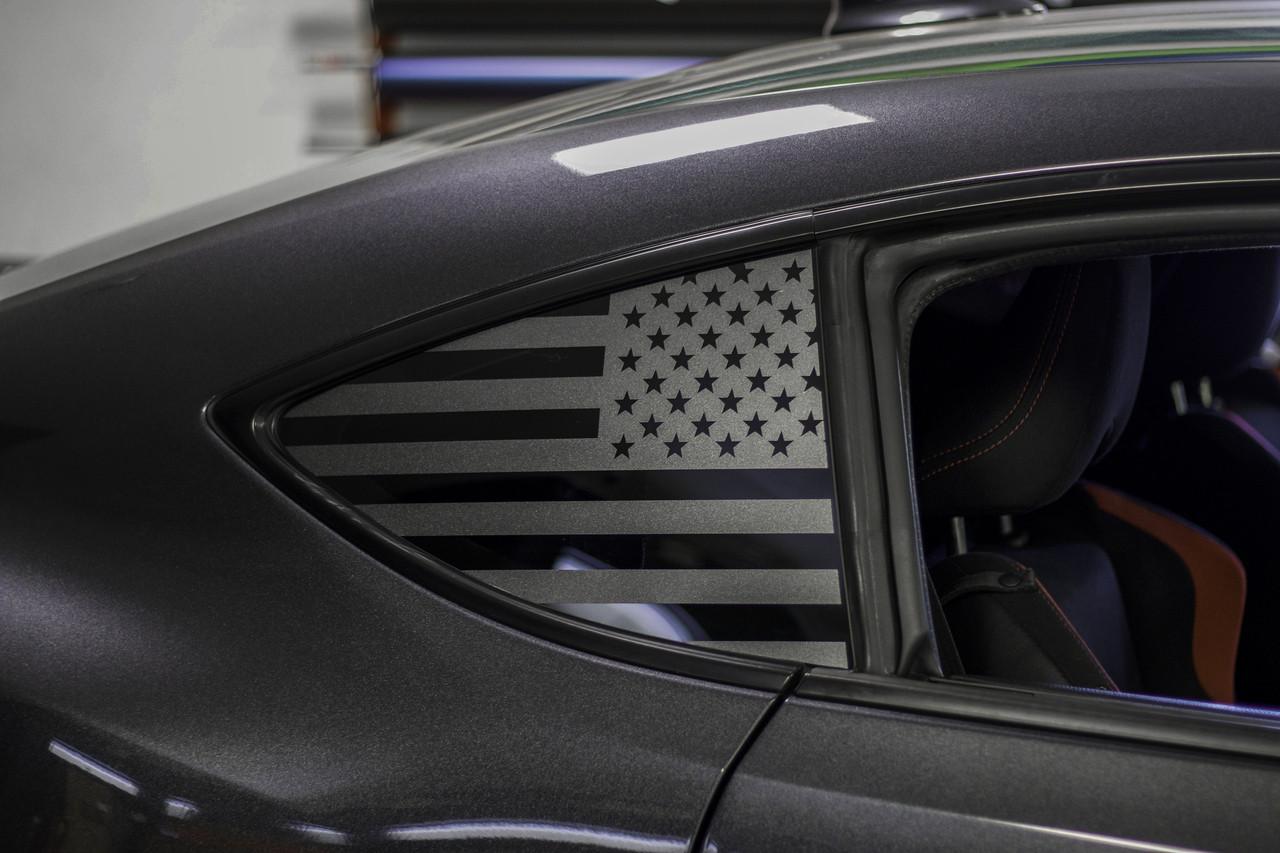 Nor-Cal decal California flag car window vinyl decal