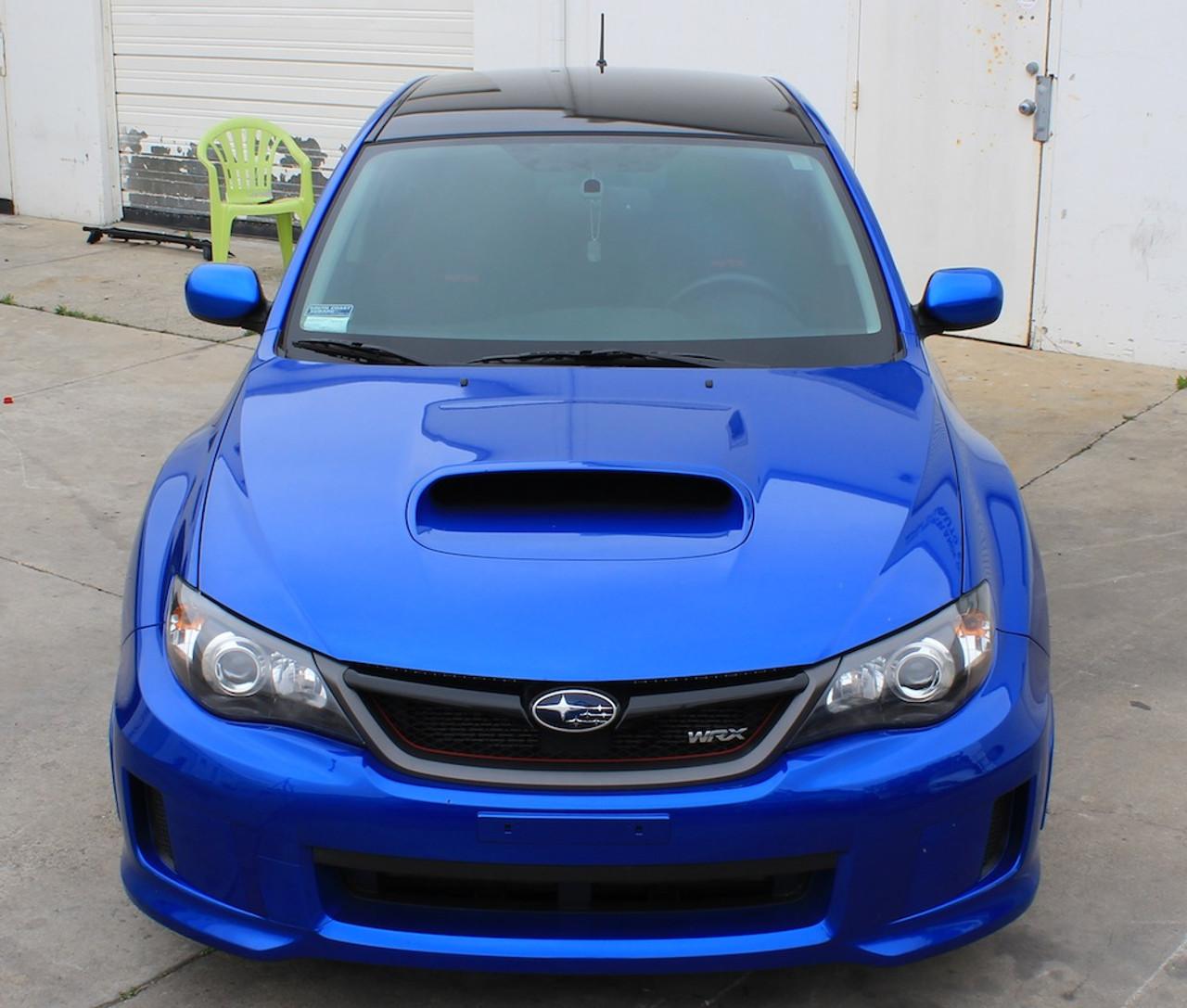 2008 - 2014 Subaru WRX Hatchback Vinyl Roof Wrap Kit (GLOSSY, SATIN, CARBON)