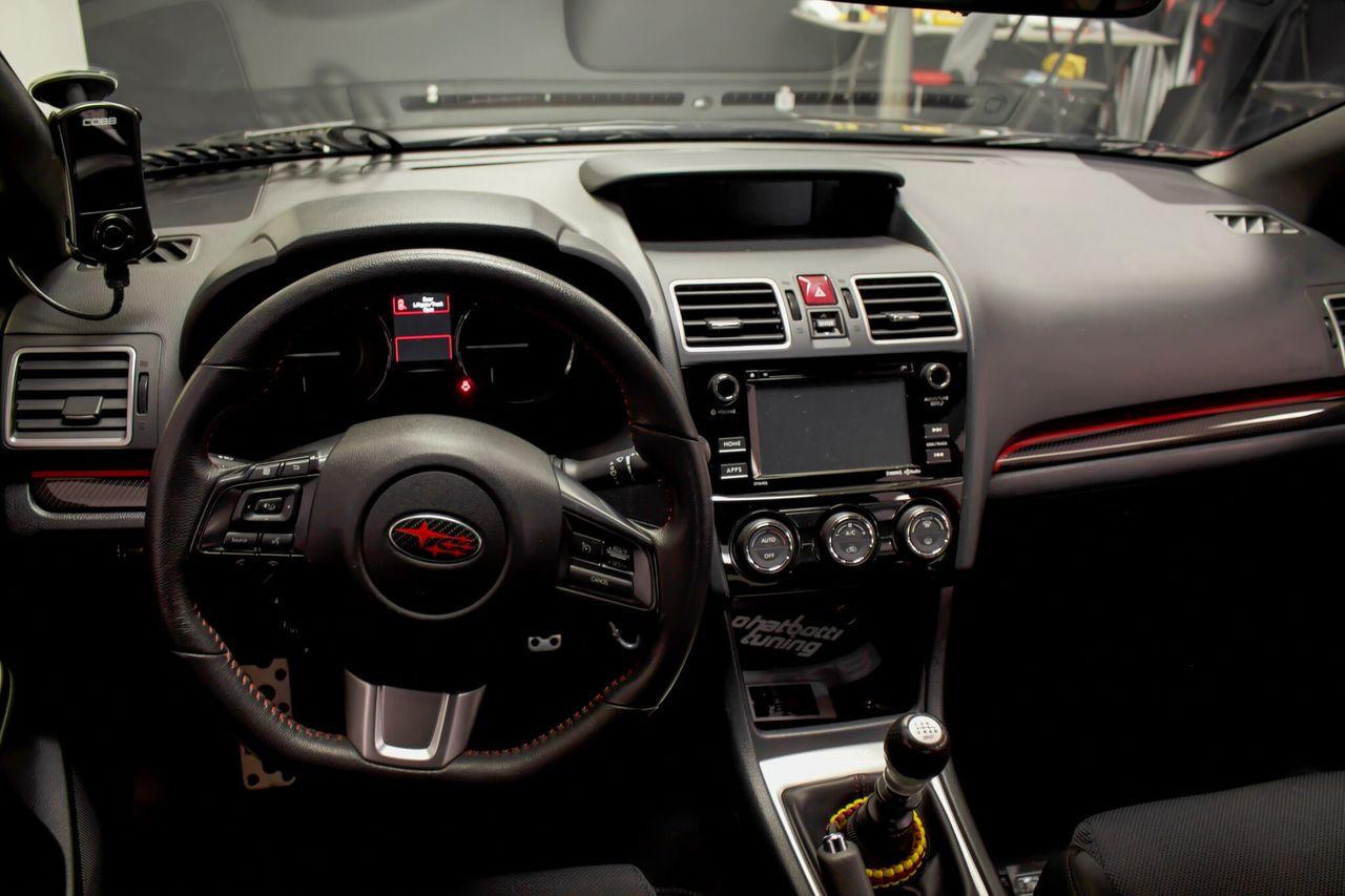 Interior Pinstripe Kit 2015 2019 Subaru Wrx Sti