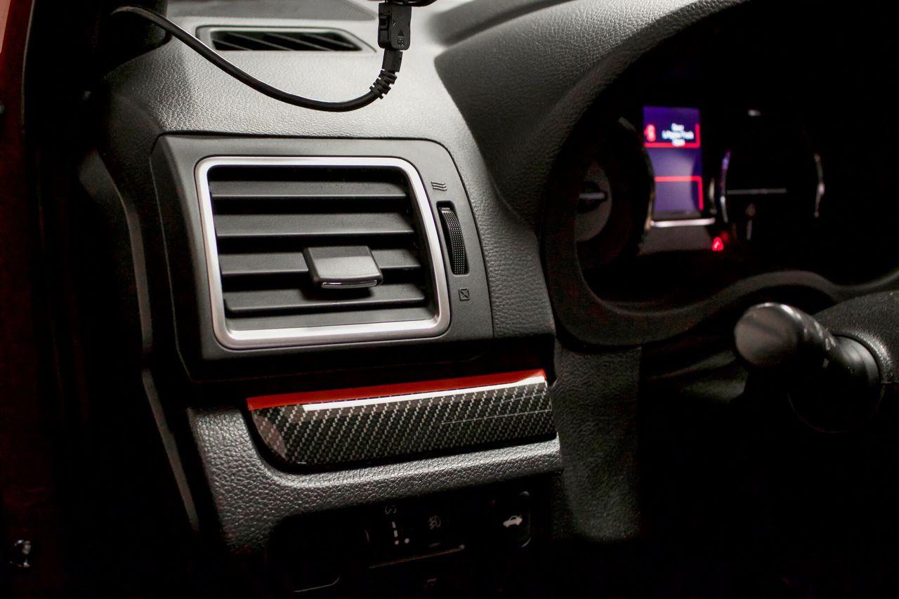 Interior Pinstripe Kit 2015 2019 Subaru Wrx Sti Premium Auto Styling