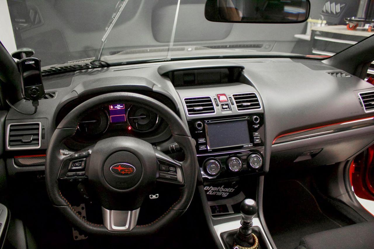 Interior Pinstripe Kit 2015 2019 Subaru Wrx Sti Premium Auto