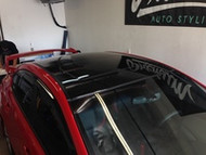 2015 Subaru WRX STI Vinyl Roof Wrap